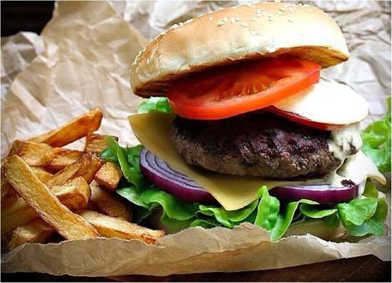 domowe hamburgery przepis